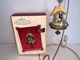 Hallmark Keepsake Ornament A Song for the Lamb of God - $12.50
