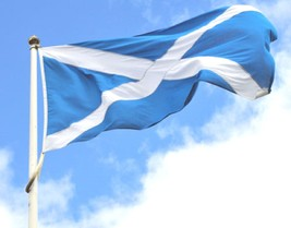 Flag 3X5 Kingdom of Scotland Alba 3 foot by 5 foot - $9.98