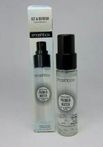 Smashbox Photo Finish Primer Water Set & Refresh Spray 1oz/30ml Nib - $14.75
