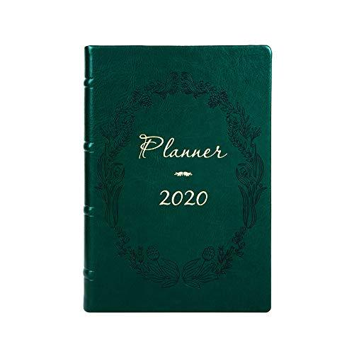 Primary image for Daily Planner 2020 Jan, 2020 - Dec, 2020 Medium Hardcover Budget Planner Organiz