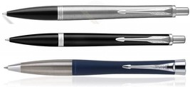 Parker Premium URBAN Chrome Trim Ballpoint Pen Choose from 3 Variants - $28.80