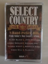 1995 Select Country CD 8- Hand Picked Hits  - $5.00