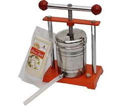 Tincture Press 1kgs with Cheese Cloth and Silicon Food Grade Pipe - $137.61