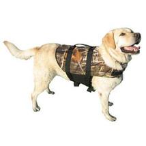Real TreeMax 4 Camo Doggy Life Jacket - $36.95