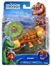 Disney Pixar The Good Dinosaur - Action Figure - Ankylosaurus Vivian - L62006 - $15.35