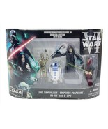 Star Wars Commemorative Episode VI DVD Collection ACTION FIGURE Set New ... - $24.49