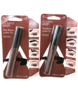 Almay Brows On and On Brow Color, #040 Auburn (Pack of 2) BRAND NEW IN BOX - $9.52