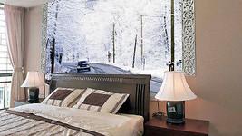 3D Schnee - autobahnen 041 Fototapeten Wandbild Fototapete BildTapete Familie DE - $52.21+