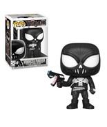 Marvel Comics Venomized Punisher Vinyl POP Figure Toy #595 Series 3 FUNK... - $8.79