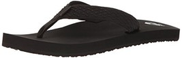 Reef Mens Sandals Smoothy | Classic Woven Strap Flip Flops for Men With ... - $46.80 CAD