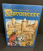 Rio Grande Games Carcassonne Board Game First Edition Sealed Fantasy - $46.74