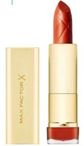 MAX FACTOR Color Exlihir Lipstick 480 Cherry Kiss 1s-Moisturises and smoothes - $24.74