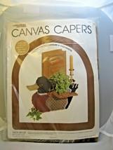 Leisure Arts Canvas Capers Duck Decoy Plastic Canvas Kit, Complete Seale... - $14.84