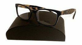 Prada Women's Blue Tortoise Glasses with case VPR 18T VIB-1O1 53mm - $185.99