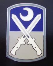 Army Csib - 218th Infantry Brigade Combat Service Identification BADGE:K6 - $13.95