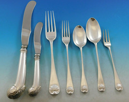 Williamsburg Shell by Stieff Sterling Silver Flatware Set Service 84 pcs Dinner - $7,500.00