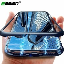 Essien Magnetic Adsorption Metal Case for Honor 10 Magnet Magnetic phone... - $7.55+