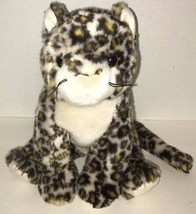 TY beanie buddies sneaky the leopard plush jungle cat 2000 - $9.89