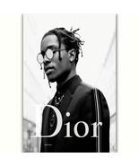 57753 ASAP ROCKY Rap Hip Hop Music Star Dior Fashion Wall Print Poster  - $5.95+