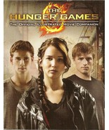 THE HUNGER GAMES OFFICIAL ILLUSTRATED MOVIE COMPANION 1st edition 2012 - $19.79