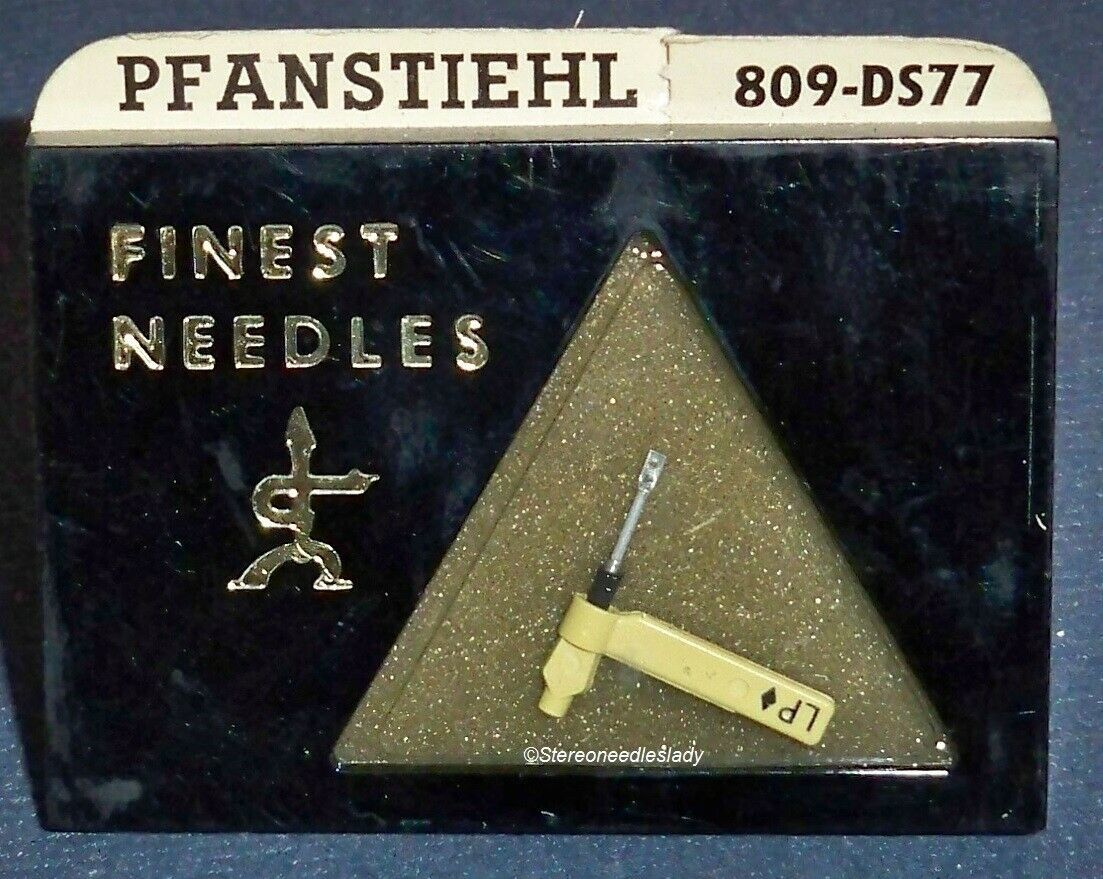 STYLUS NEEDLE 809-DS77 for 359-DS77 MAGNAVOX MICROMATIC EVG 132 163