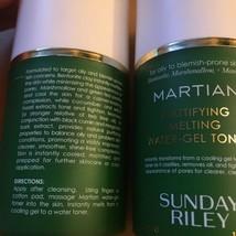 2x 1.7 oz Sunday Riley Martian Mattifying Toner  NWOB $50 Retail Value Oily Skin image 2