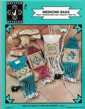 Cross Stitch Pattern Booklet-MEDICINE BAGS-Daystar Designs - $8.56