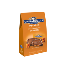 Ghirardelli Chocolate Squares, Milk & Caramel, 9.04 oz - $15.32