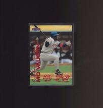 1999 Fleer Tradition Warning Track #32W Mo Vaughn Boston Red Sox - $1.19