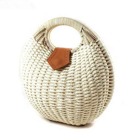 2017 Handbag Summer Beach Bags Small Bag Woman Straw Bags Womens Handbag Rattan