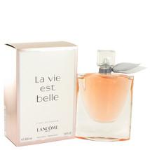 La Vie Est Belle by Lancome Eau De Parfum Spray 3.4 oz - $130.95