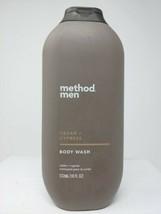 Method Men Body Wash Cedar + Cypress (18 fl oz), #8606 - $16.83