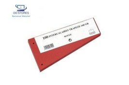 Rainex 152 RG Pack de 100 intercalaires 160gr 23,5 cm x 12 6 pour classe... - $57.74