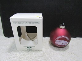 Howe House Limited Edition, 502/1000, Carnegie Public Library, Christmas... - $6.95