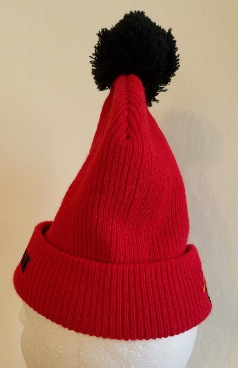 5ad940f179a Captain Morgan Rum Knit Cap Beanie red knit and 36 similar items