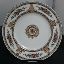 "Wedgwood Columbia W595 10 7/8"" Dinner Plate England  - $16.45"
