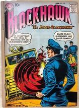 BLACKHAWK #125 (1958) DC Comics VG - $19.79