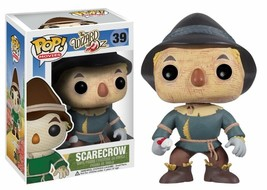 "Funko SCARECROW from WIZARD OF OZ 3.75"" POP MINT FIGURE &Box Double Box ... - $117.87"