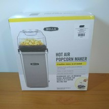 Bella Hot Air Popcorn Maker A Healthier Option (New, Never used) - $19.79