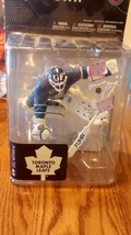 2008 GRANT FUHR MCFARLANE NHL SERIES 19 MAPLE LEAFS FIGURE - NIP MOC - $17.40
