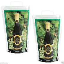 Therm A Snap Picnic Party Triple Insulated Champagne Wine Gift Bag - $5.49