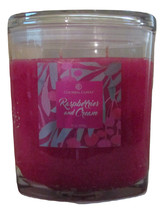 Colonial Candle ~~RASPBERRIES & CREAM~~ 22 oz LGE Oval Jar, 2 wick FREE ... - $38.99
