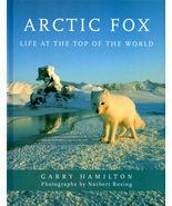 Arctic Fox hardback book - $22.00