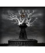 Haunted UNEXPLAINED collection Fulgur Pyramis NikolaTesla Lightning Pyramid - $777.77
