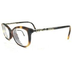 Burberry B2231-F 3316 Sunglasses Eyeglasses Frames Cat Eye Brown Tortois... - $74.79