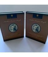 2006 Arthur Conan Doyle THE COMPLETE SHERLOCK HOLMES I&II 2-Book Set RARE!! - $10.40