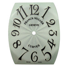Franck Muller Cintree Curvex 23 x 28 mm Light Green Dial For Women's Watch - $399.00