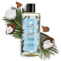 Love Beauty and Planet - Coconut Water & Mimosa Flower Body Wash 16 FL OZ - $17.99