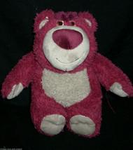 "6"" DISNEY STORE TOY STORY 3 LOTSO HUGGIN TEDDY BEAR STUFFED ANIMAL PLUSH... - $18.70"
