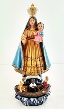 New 8 inches statue Virgen Caridad del Cobre Our Lady of Charity Virgin - $29.00